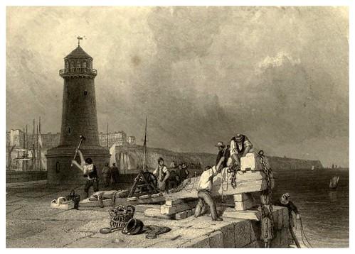 019-Ramsgate-Inglaterra-Stanfield's coast scenery…1836- Clarkson Stanfield