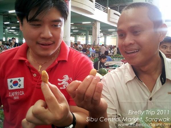 Firefly trip - Sibu Central Market, Sarawak.54