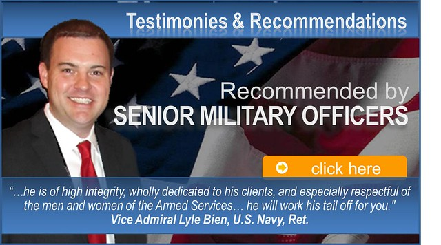 Top Defense Attorney Recommendations from Senior Military Officers