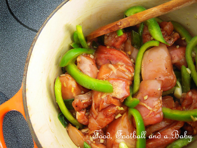 Chilly Chicken 1