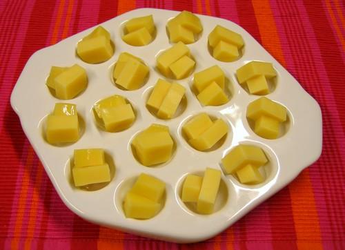 Cubed Provoleta
