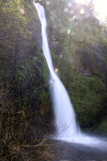 Horsetail Falls, May 2011