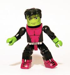 "Beast Boy Custom Minimate • <a style=""font-size:0.8em;"" href=""http://www.flickr.com/photos/7878415@N07/5958125854/"" target=""_blank"">View on Flickr</a>"