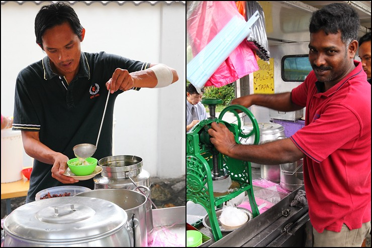 section 17 cendol