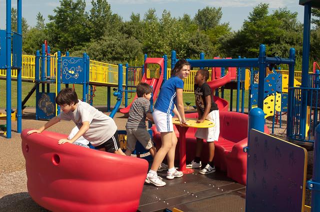 13 the playground