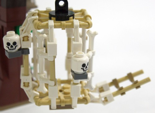 Bone Cage Assembly