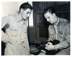 270 Tyndall Field, Florida WWII (rich701) Tags: city bw vintage army war florida wwii worldwarii ww2 airforce graflex speedgraphic tyndall aaf usaaf floridamemory fieldpanama
