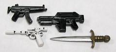 A Batch of Failed Custom BrickArms (ToyWiz.com) Tags: brick arms custom fail brickarms toywiz