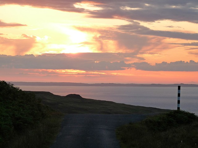 24682 - Sunset, Isle of Mull
