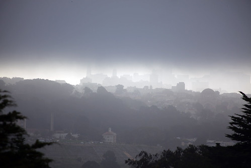 west san francisco fog