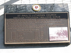 Commemorative Plaque