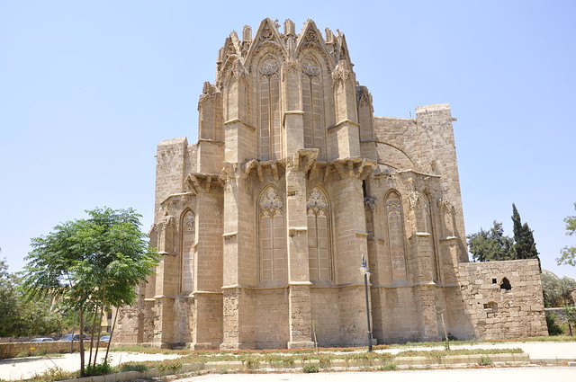 Lala Mustafa Paşa Camii (Saint Nicolas Katedrali)