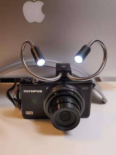 OLYMPUS XZ-1 with MAL-1