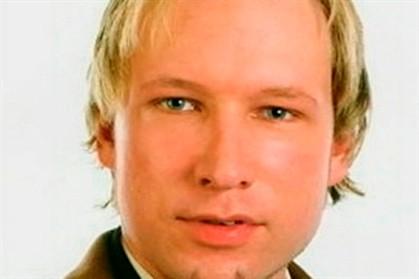 terrorista Anders Breivik Behring - atentado de Oslo