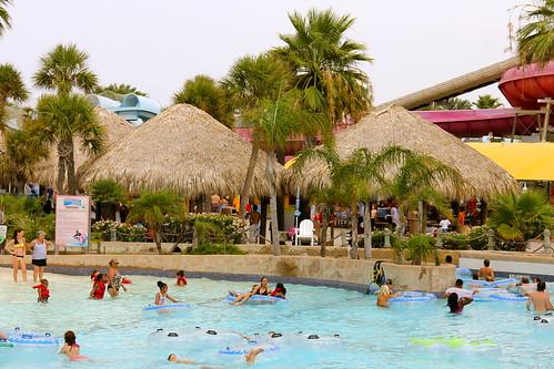 Schlitterbahn waterpark, Galveston, Texas