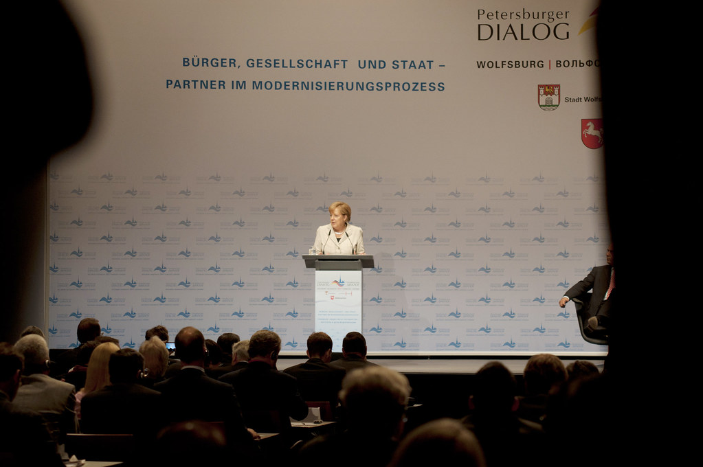 11. Petersburger Dialog 2011 in Hannover