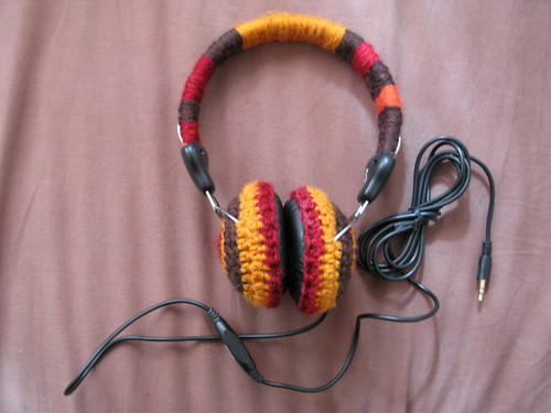 My new headphones