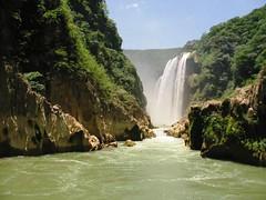 Tamul (Desautomatas) Tags: panorama mexico photo waterfall paisaje cascada tamul desautomatas