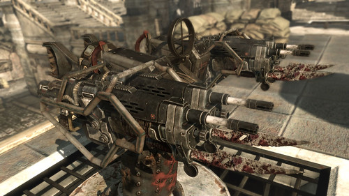 Gears of War 3 Will Support Stereoscopic 3D