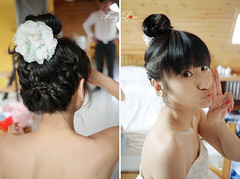 3 (Appleping) Tags: apple girl bride couple beijing highlights