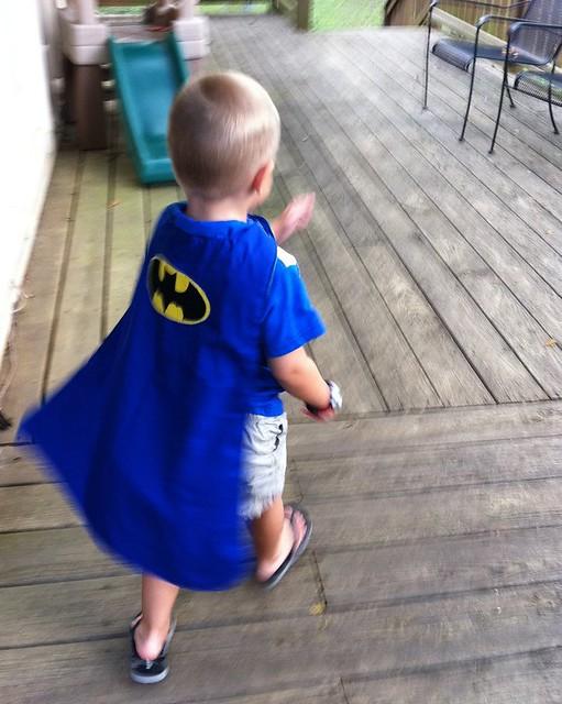 Bat cape