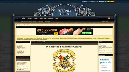 pottermorecentral
