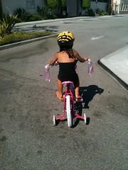 Monday :: bikeride