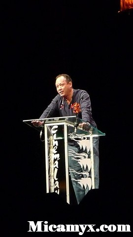 Tonyboy Cojuangco explains why he continues to support the Cinemalaya Film Festival