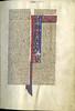 Bible. Latin. North-East Italy, third quarter of the 13th century. Manuscript on vellum.