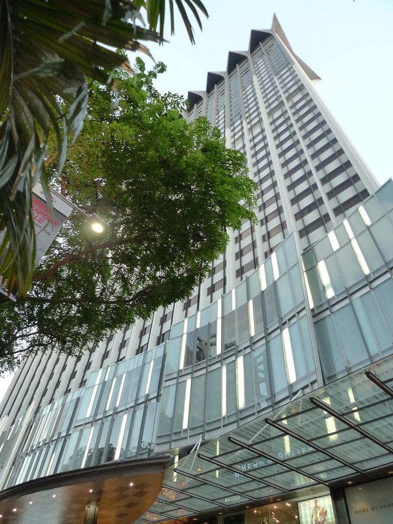 mandarin hotel orchard road