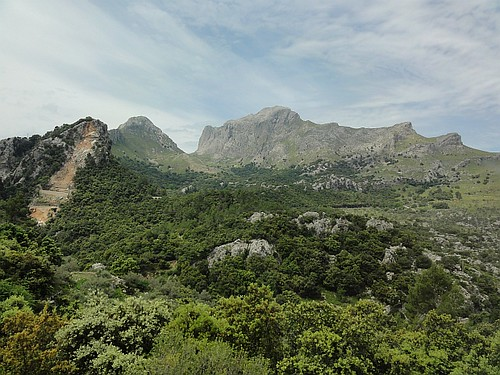 Mountainous Mallorca