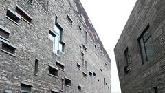 Ningbo Historical Museum (10) (evan.chakroff) Tags: china evan brick history museum architecture facade historic historical ningbo 2009 evanchakroff wangshu chakroff amateurarchitecturestudio ningbohistoricalmuseum evandagan