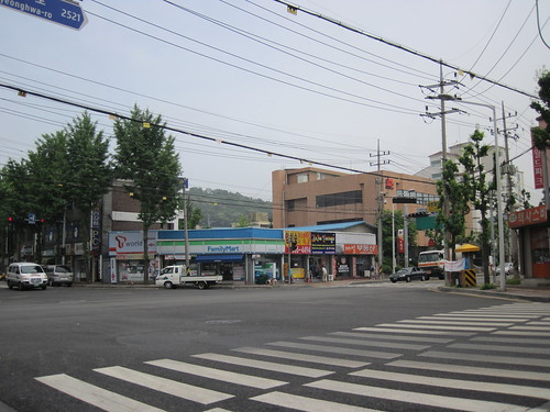 Picture from Dongducheon, South Korea