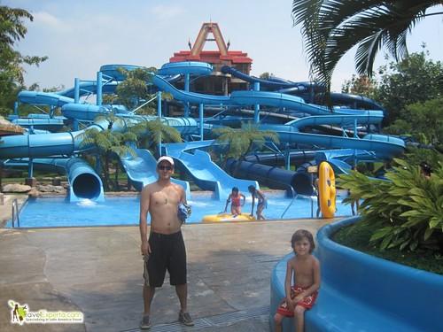 Xocomil Water Slide Not For Kids