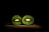 G.R.E.E.N (H.alkuwari) Tags: life light green fruits fruit canon still drop micro kiwi qatar تصوير طبيعة 50d اخضر كانون فاكهة لايف فواكه كيوي مايكرو صامته ستيل blinkagain bestofblinkwinners