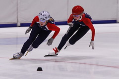 Shorttrack training