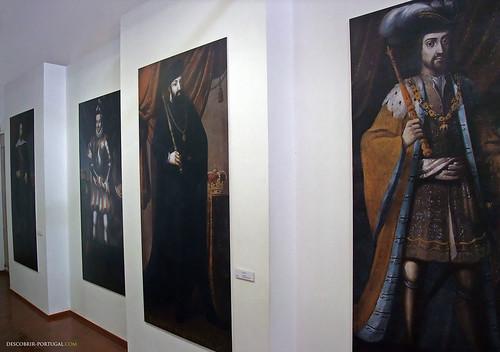Retratos dos soberanos portugueses