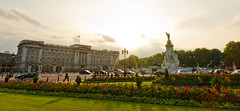 Buckingham Palace in the golden hour of the day (nikonprimes) Tags: nikon f28 1424mm d7000