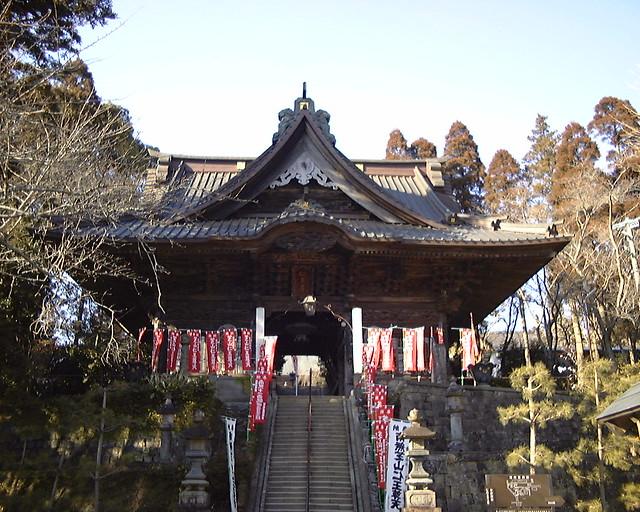 Shibayama Kannonkyoji, Chiba