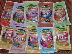 artisana nut butters
