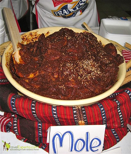 Food Festival Guatemala Food Antigua Mole