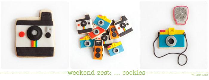 {zest} cookies