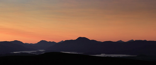 Ben Lomond by Sir Clicksalot