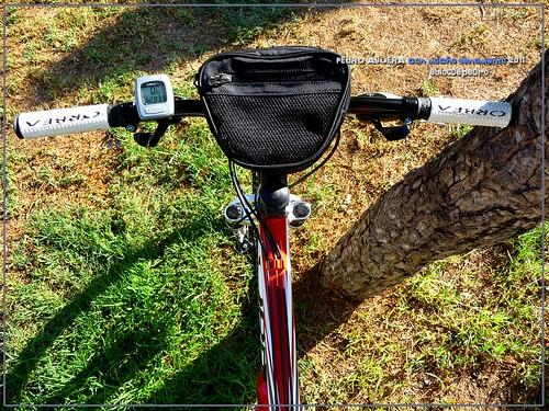 Bicicletas listas para hacer el Camino 5991348769_d8dfb79327
