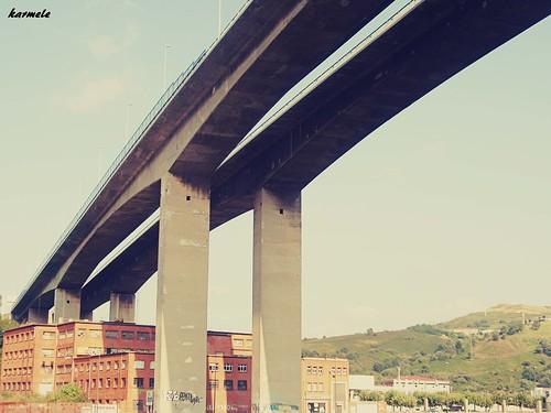 sexto tesoro para LVM: un puente