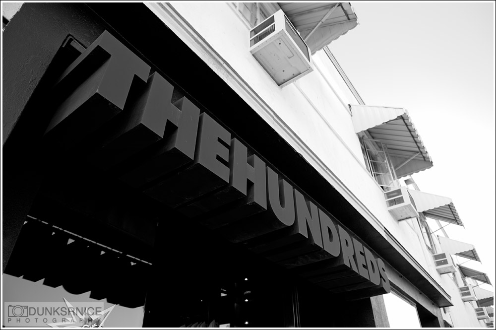 The Hundreds, Los Angeles.