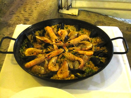 A Paella... Peñiscola! by sweetfelt \ ideias em feltro