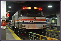 Phase 3 #90219 @ Chicago Station (Loco Steve) Tags: railroad travel chicago illinois july amtrak maintenance locomotive phase3 2011 npcu 90219 coachyards