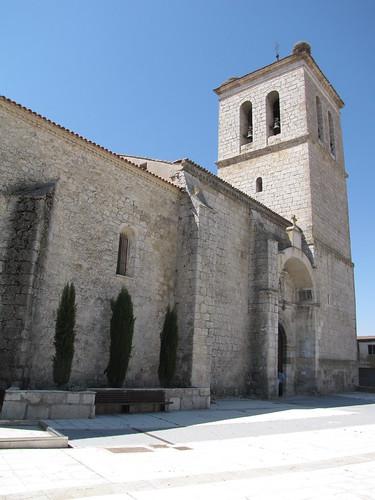 Iglesia de San Juan Evangelista - Vista general