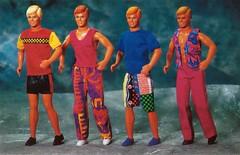 Barbie Journal 1992 (Finnish) (vaniljapulla) Tags: barbie catalogue vintagebarbie barbieaccessories vintageken kenfashion myfirstken barbiejournal1992 kenaccessories